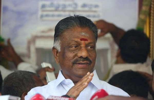 Chief Minister O Panneerselvam (File | EPS)