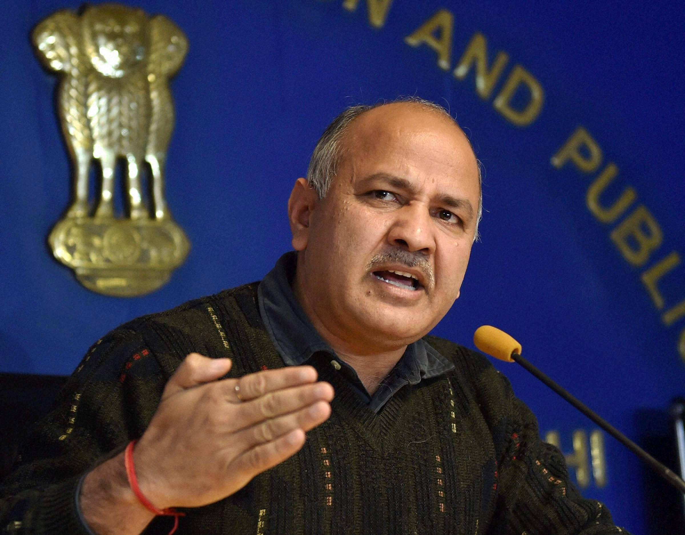 Delhi Budget 2018: Finance Minister Manish Sisodia presents Delhi budget