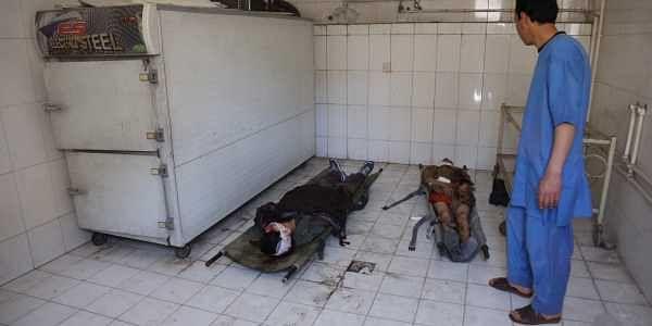 Kabul blast-AP