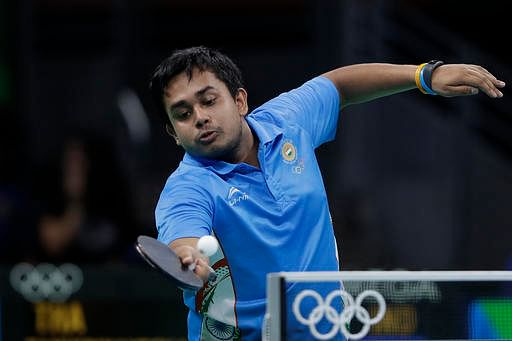 Table Tennis Star Soumyajit Ghosh Accused Of Rape, Says 'Woman Blackmailing Me'