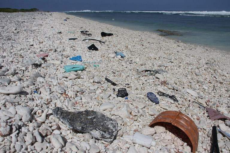 The Great Pacific Garbage Patch Is Growing At An Exponential Rate
