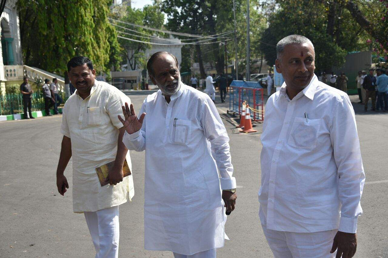 JD(S) alleges malpractice by Congress, to boycott voting?