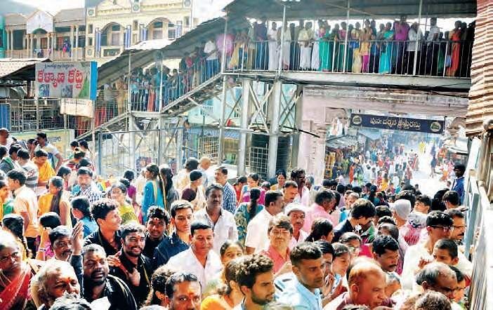 Ram Navami celebrations at ISKCON marks communal harmony and gaiety