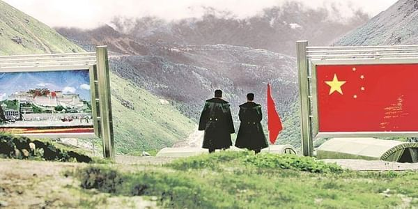 The Dokalam issue was cleared between the two countries after China's People Liberation Army had stopped building a strategic road close near the narrow area connecting to North-eastern states.