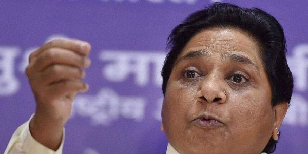 Congress divided minority votes, benefited BJP - Mayawati