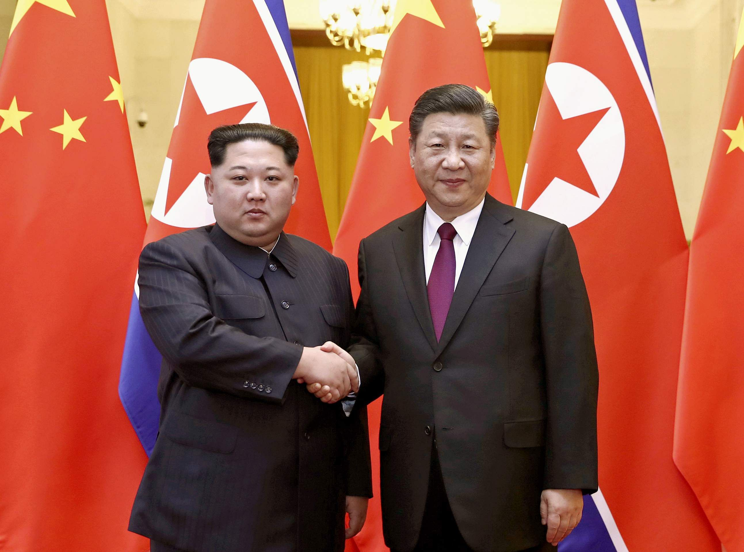 There Are Rumors That Kim Jong Un May Be In China