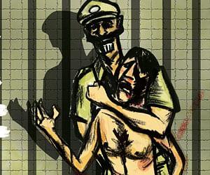 A report on custodial deaths in Tamil Nadu.