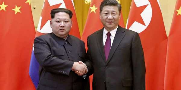 The Chinese government confirmed Wednesday that North Korea's reclusive leader Kim went to Beijing and met with Chinese President Xi in his first known trip to a foreign country since he took power in 2011.   AP