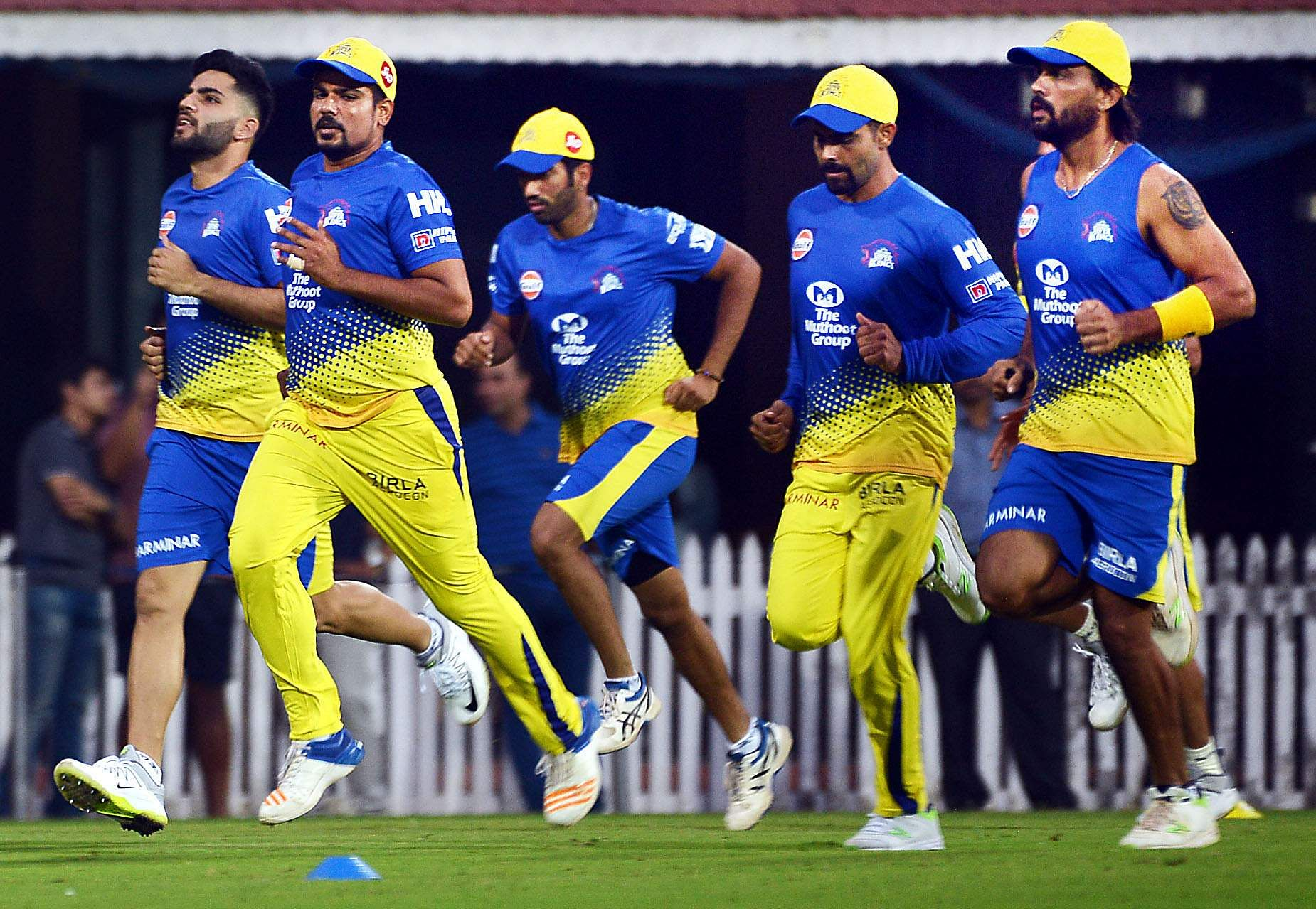 With the Indian Premier League (IPL) 2018 beginning in a few weeks, fans of Chennai Super Kings (CSK) are gripped by the 'yellow fever'. (EPS | D Sampath Kumar)