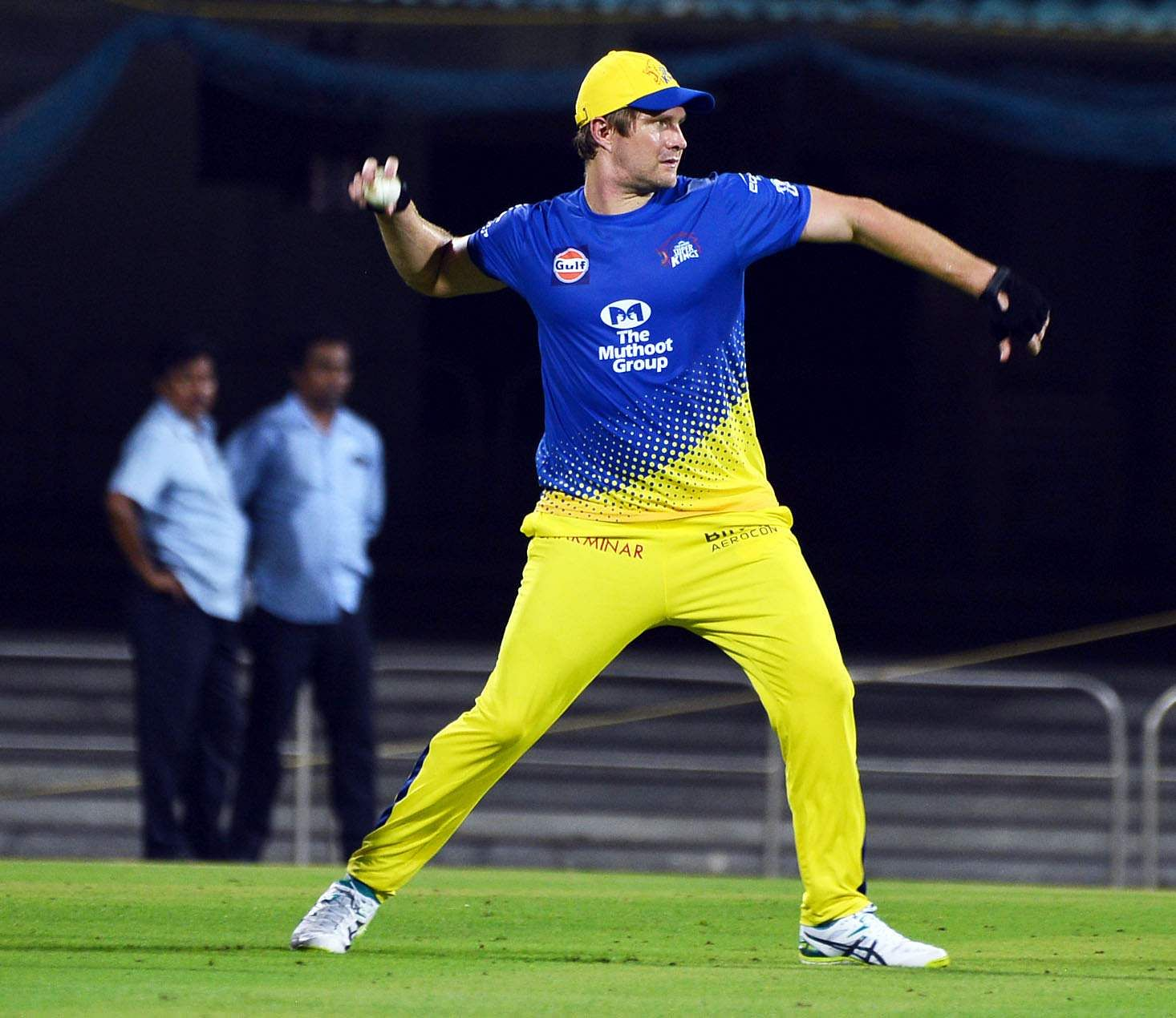 All-rounders and part-timers are the ones who make a difference in T20s and keeping this in mind, CSK went for Shane Watson, this season. (EPS | D Sampath Kumar)