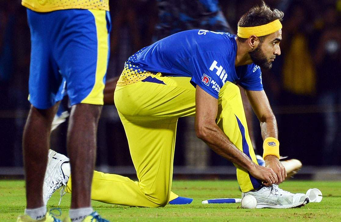 CSK will miss their star spinner Ravichandran Ashwin, this season, but, new recruits, including South African veteran Imran Tahir show promise to fill his shoes. (EPS | D Sampath Kumar)
