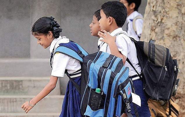 1.23 lakh students got admission in schools without stating caste or religion