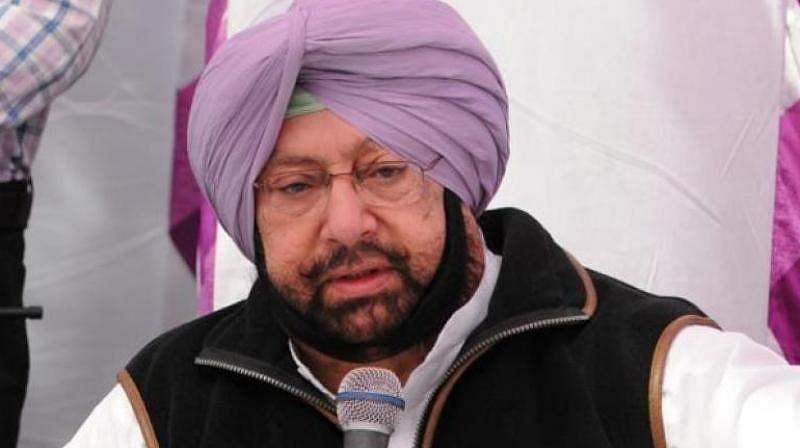 Punjab CM accuses PM Modi of making frivolous statements