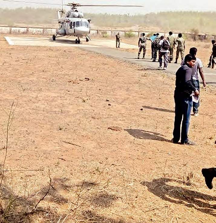 Maoists including top leader killed in Telangana gunfight