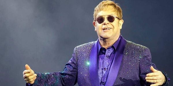 Singer Elton John. (File | Associated Press)