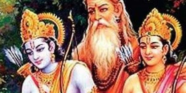 Vishwamitra walks away with ayodhya princes- The New Indian Express