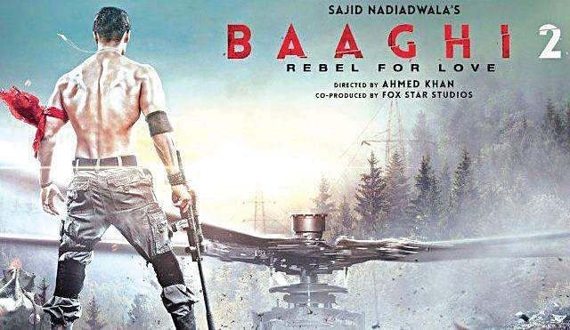 'Baaghi 2': Akshay, Hrithik hail Tiger as 'best action hero'