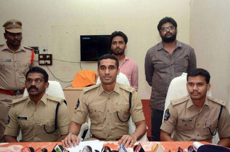 Ex-Hyderabad University students held for conspiring to kill VC