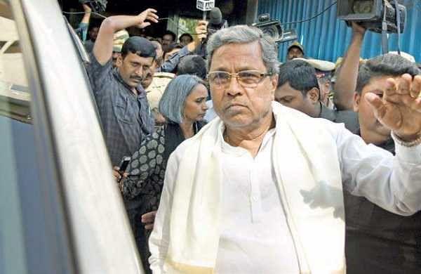 Karnataka Chief Minister Siddaramaiah (File | EPS)