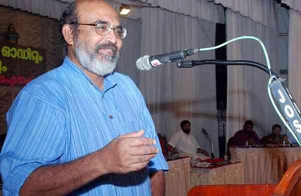 Kerala Finance Minister T M Thomas Isaac (Photo | EPS)