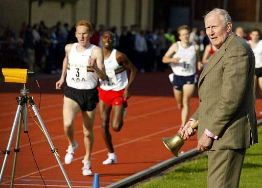 Athlete Sir Roger Bannister has passed away aged 88