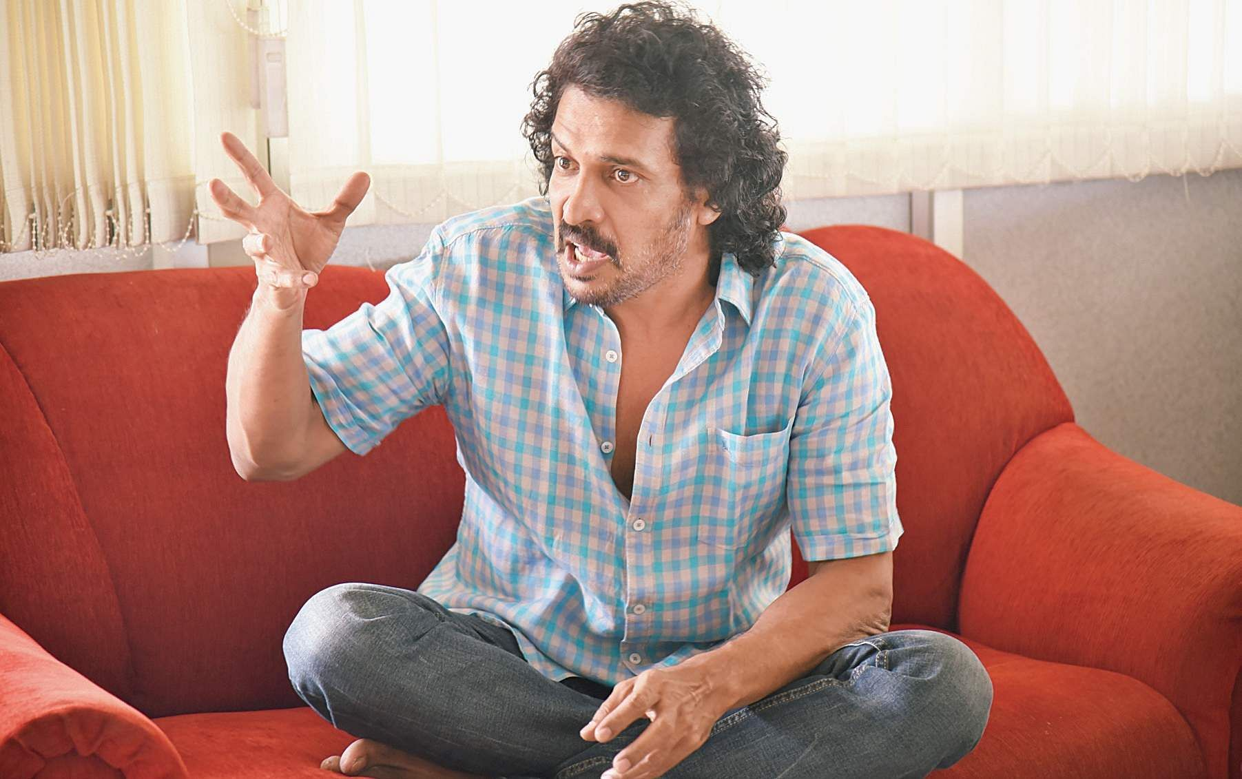 Upendra on the way out of his own party