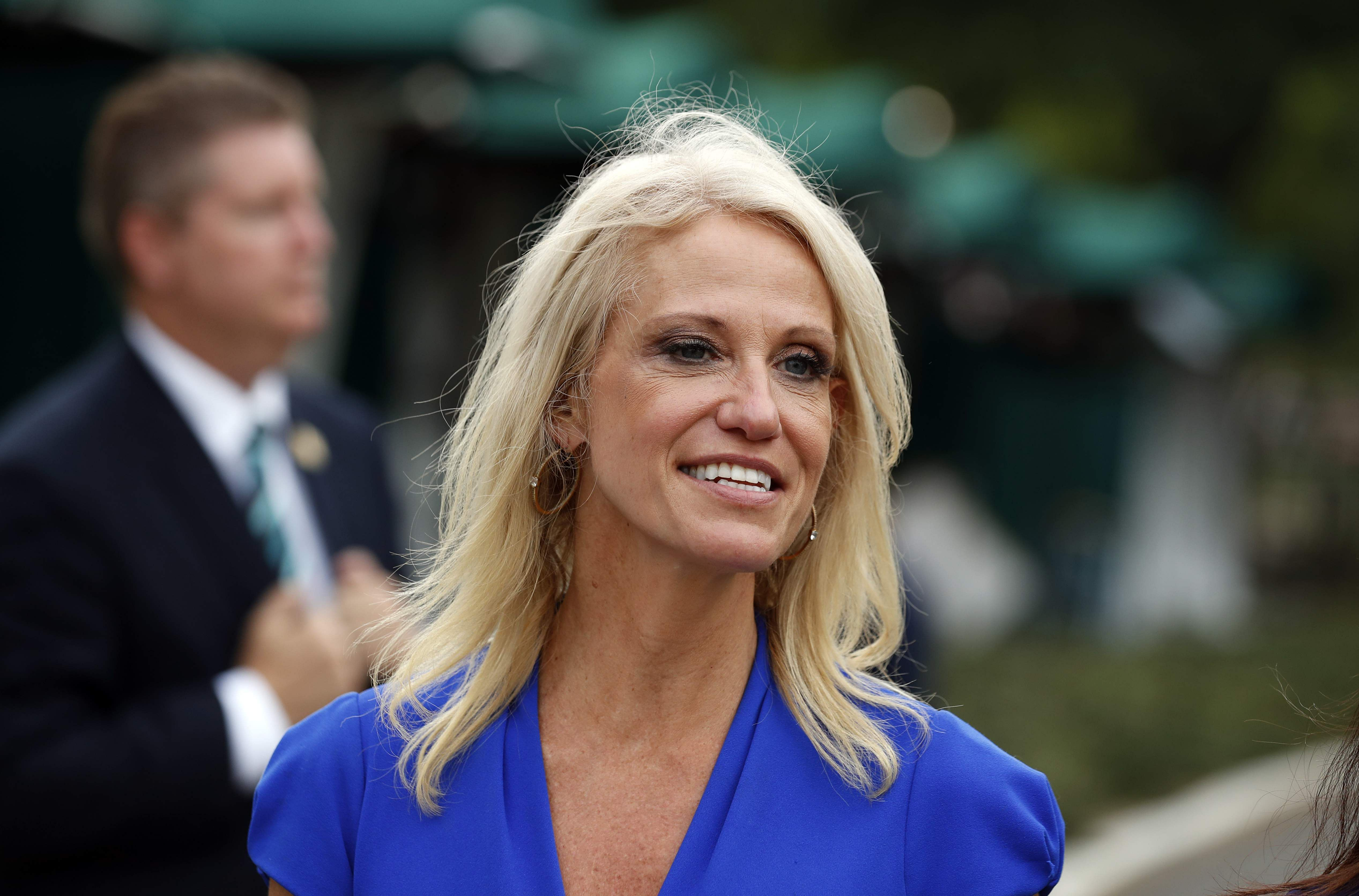 Kellyanne Conway violated Hatch Act on two occasions, federal agency determines