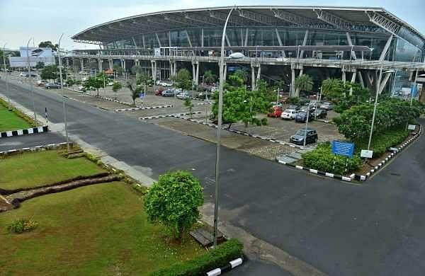 Chennai Airport (File | EPS)