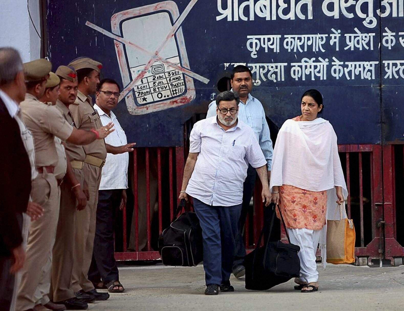 Aarushi case: CBI moves SC challenging acquittal of Talwars
