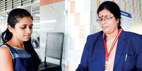 This rly inspector beats her targets by 300 pc- The New