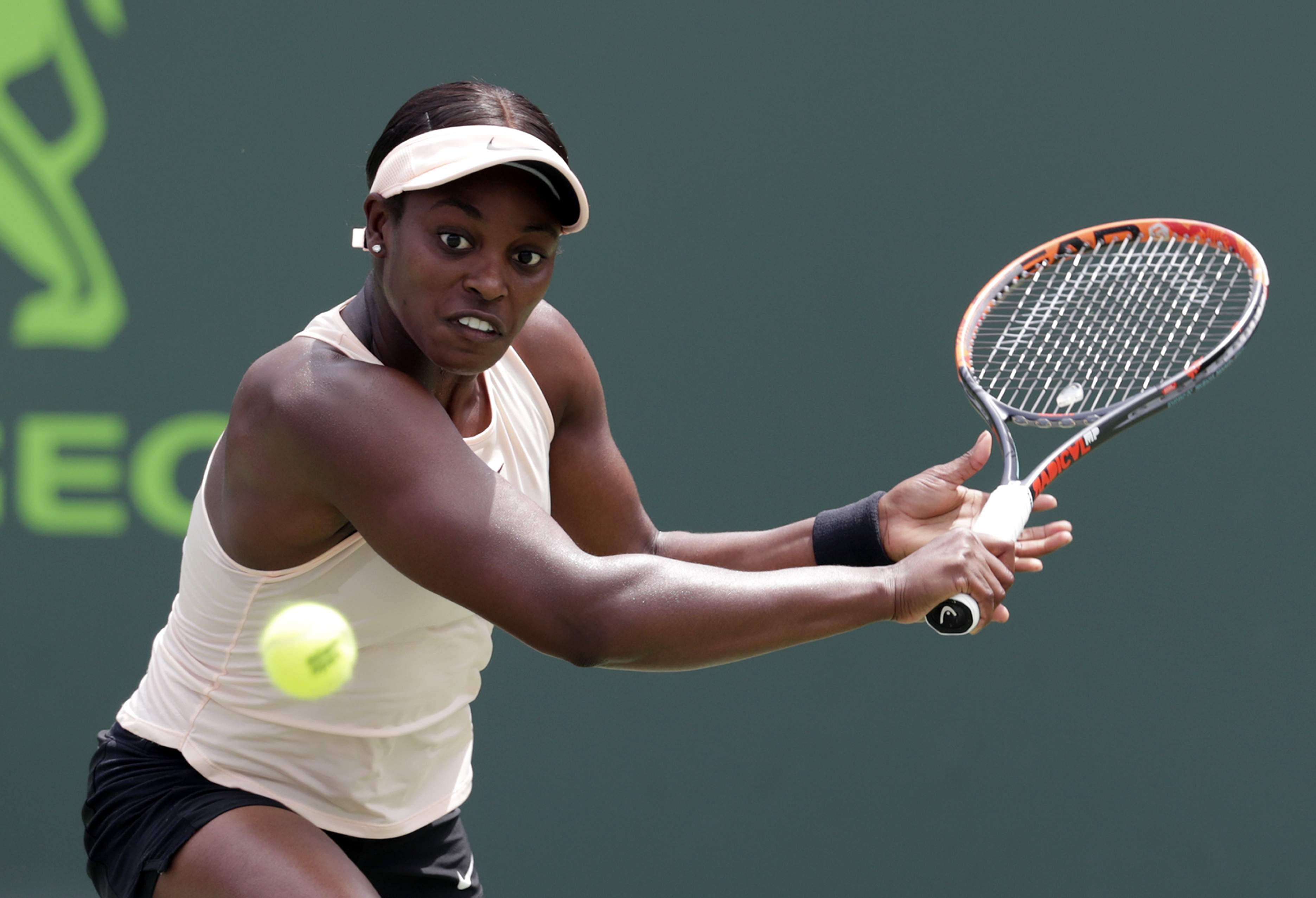 Sloane Stephens wins hometown Miami Open