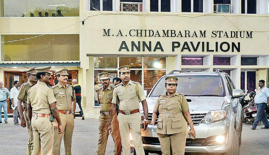 IPL 2018: Protests intensify; heavy security outside Chennai stadium