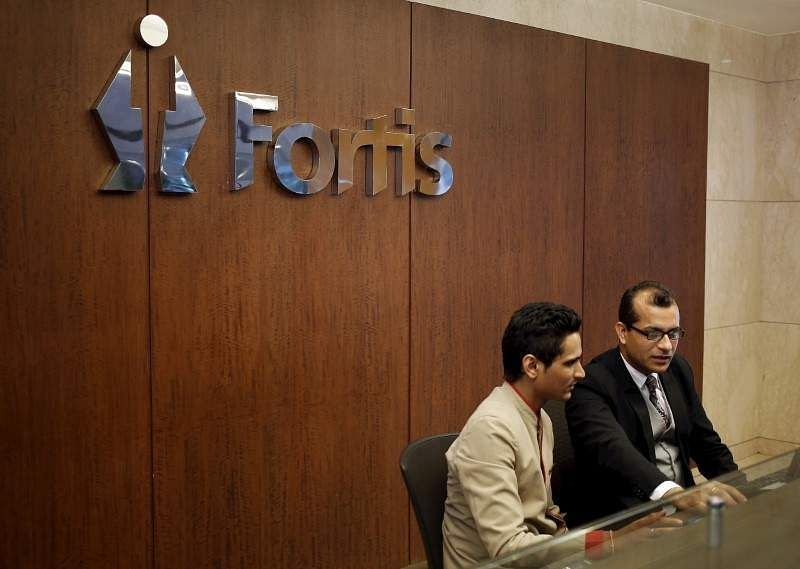 India's Manipal Hospitals sweetens bid for Fortis hospital unit