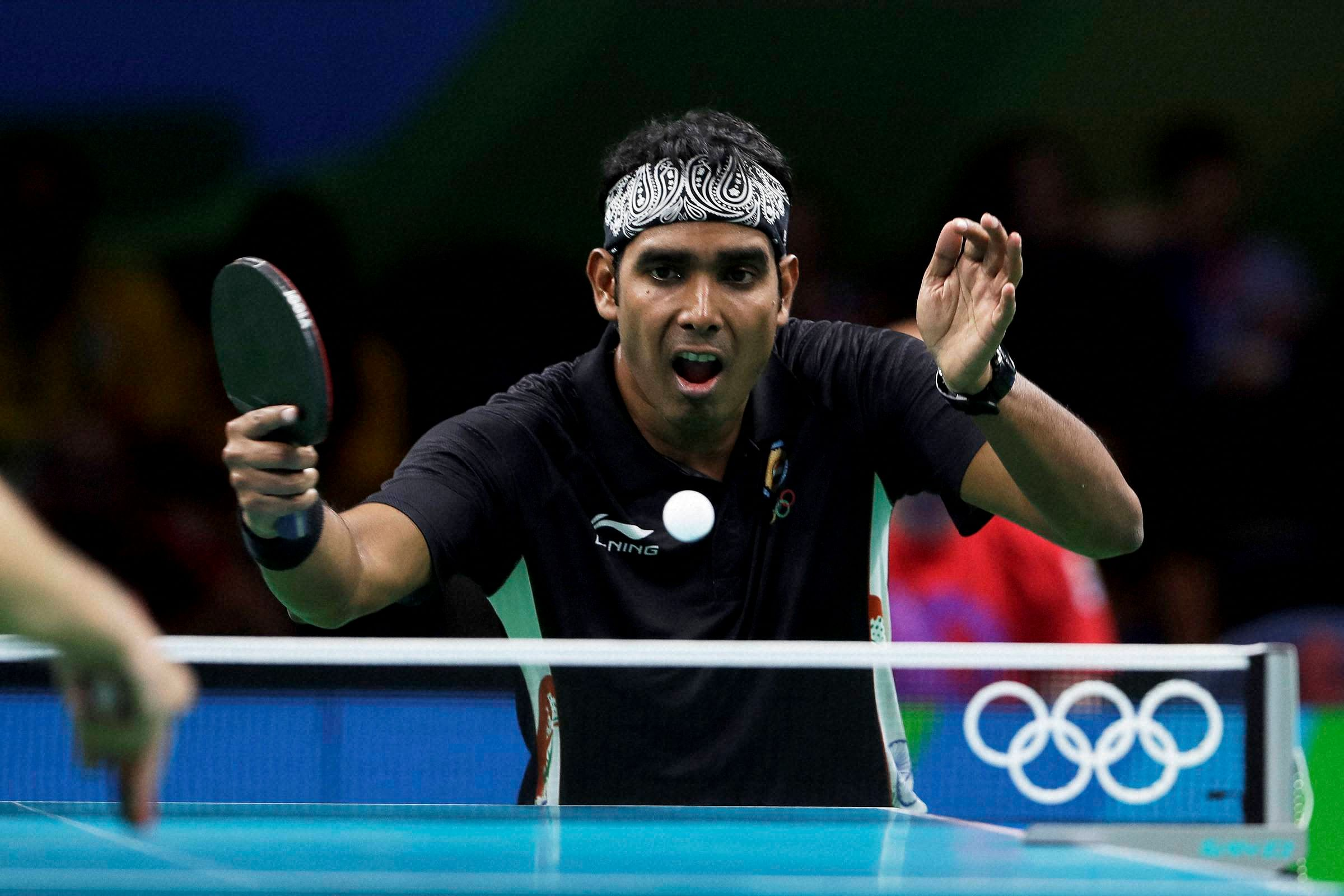 CWG: Sharath-Sathiyan advance in men's doubles TT