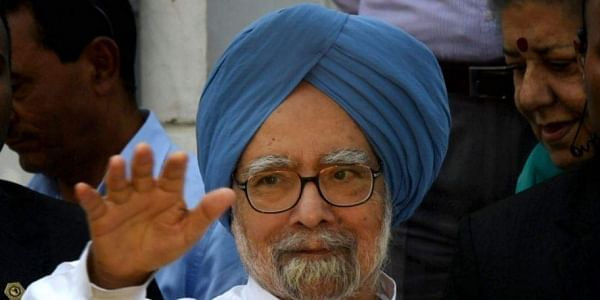 Blame Modi for economic meltdown: Manmohan Singh