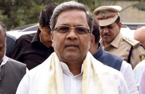 Karnataka CM Siddaramaiah| File Photo