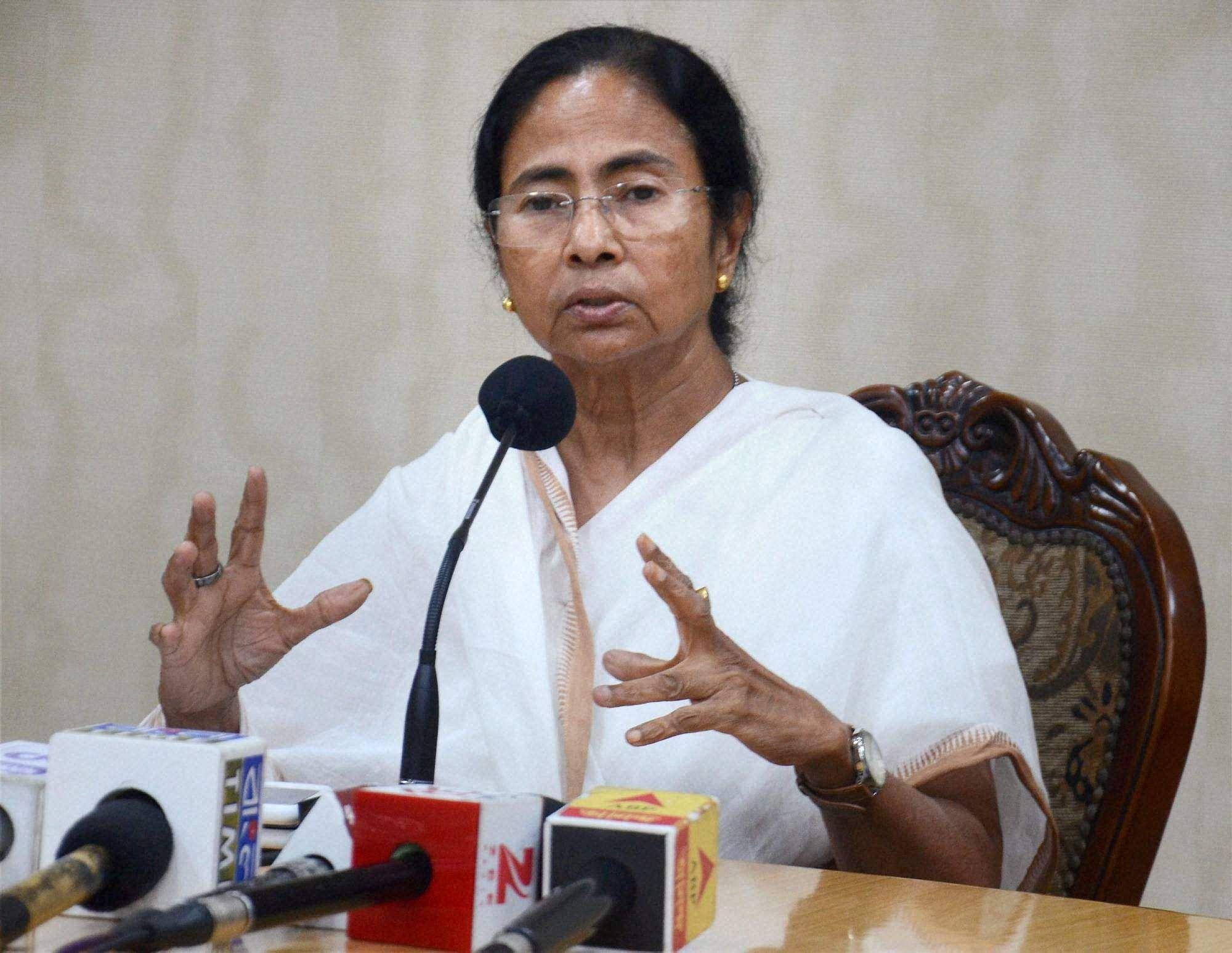 Six-hour bandh in West Bengal, transport services normal largely