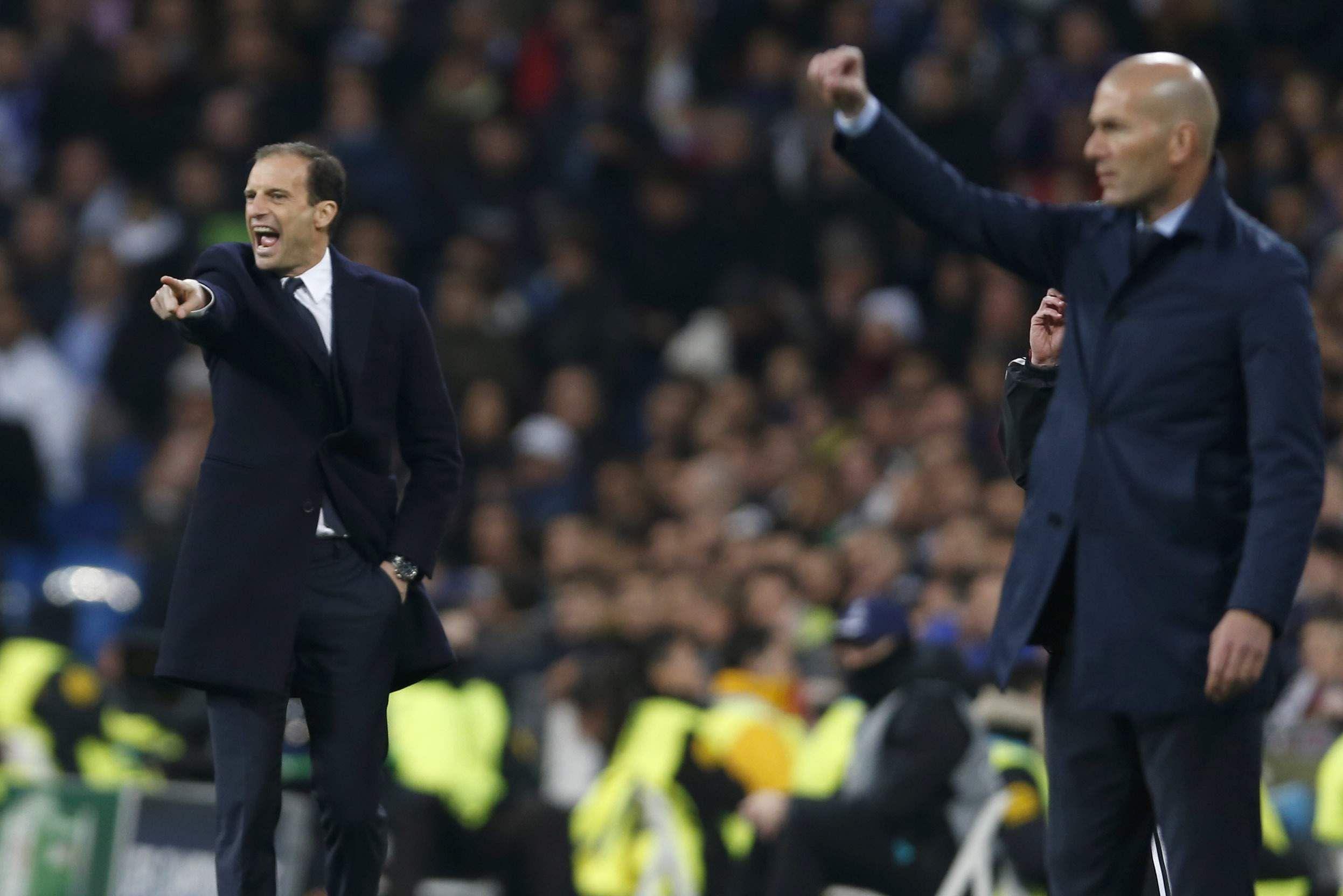 Zidane slams criticism of Juventus win