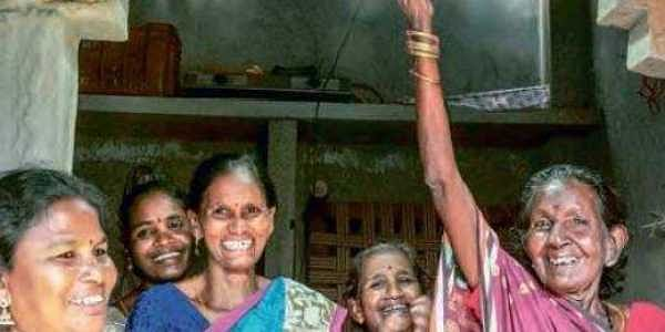 70 years after independence, colony in Andhra Pradesh gets