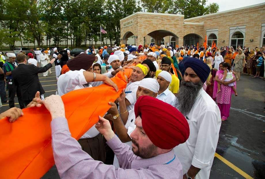 Authorities: Brawl at Sikh temple at IN  leaves 4