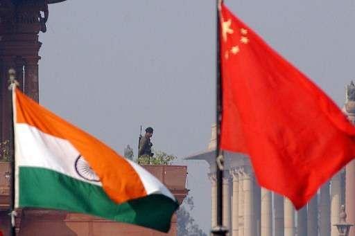China,India