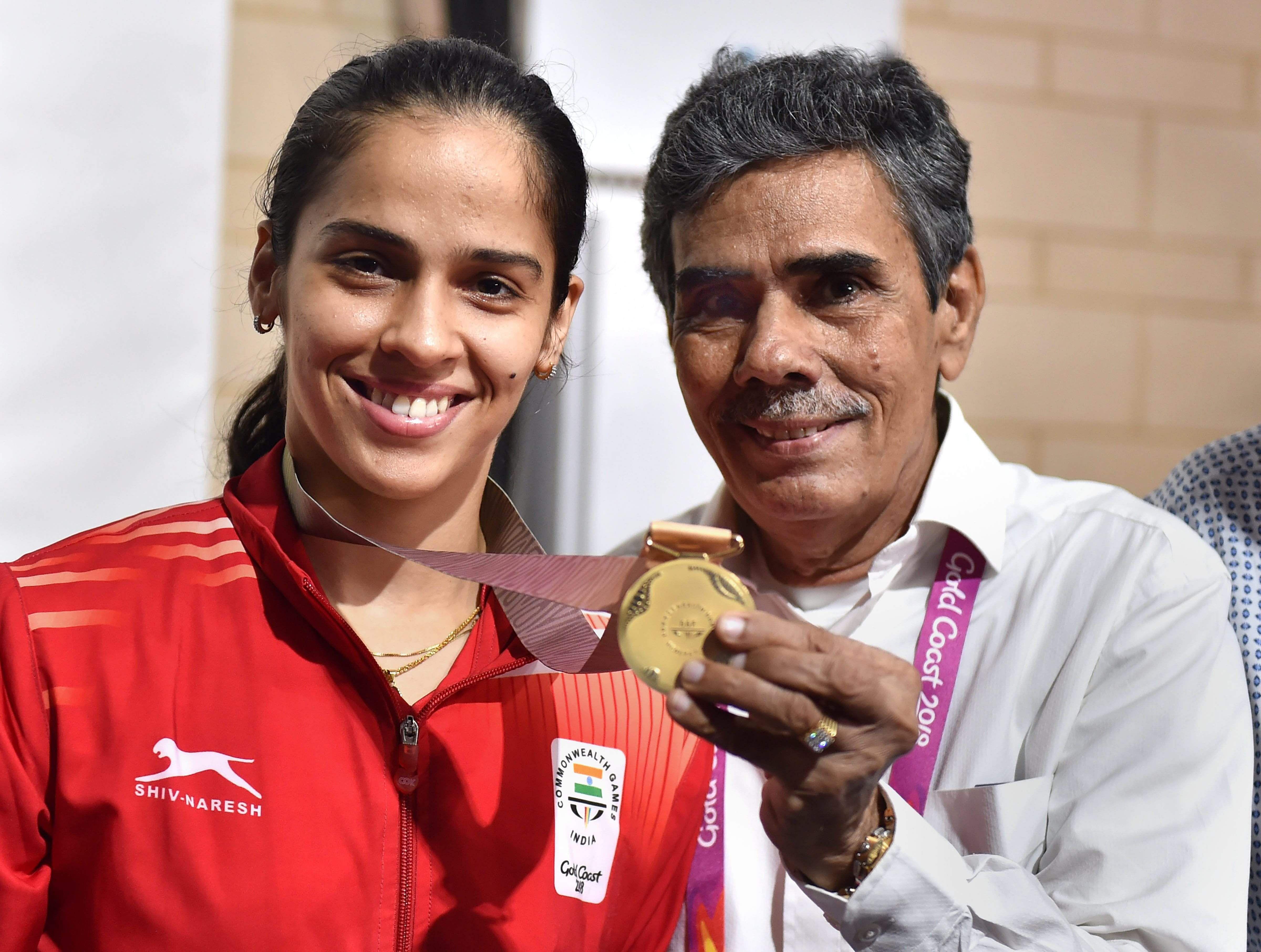 Saina pips Sindhu to clinch gold; Kidambi Srikanth settles for silver