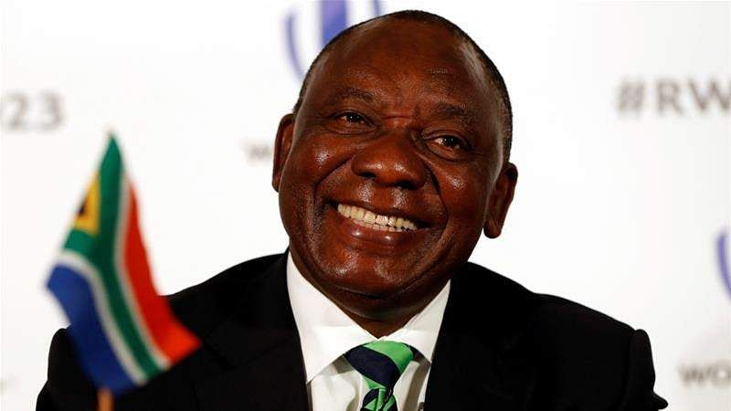 Ramaphosa appoints investment envoys to boost SA's economy