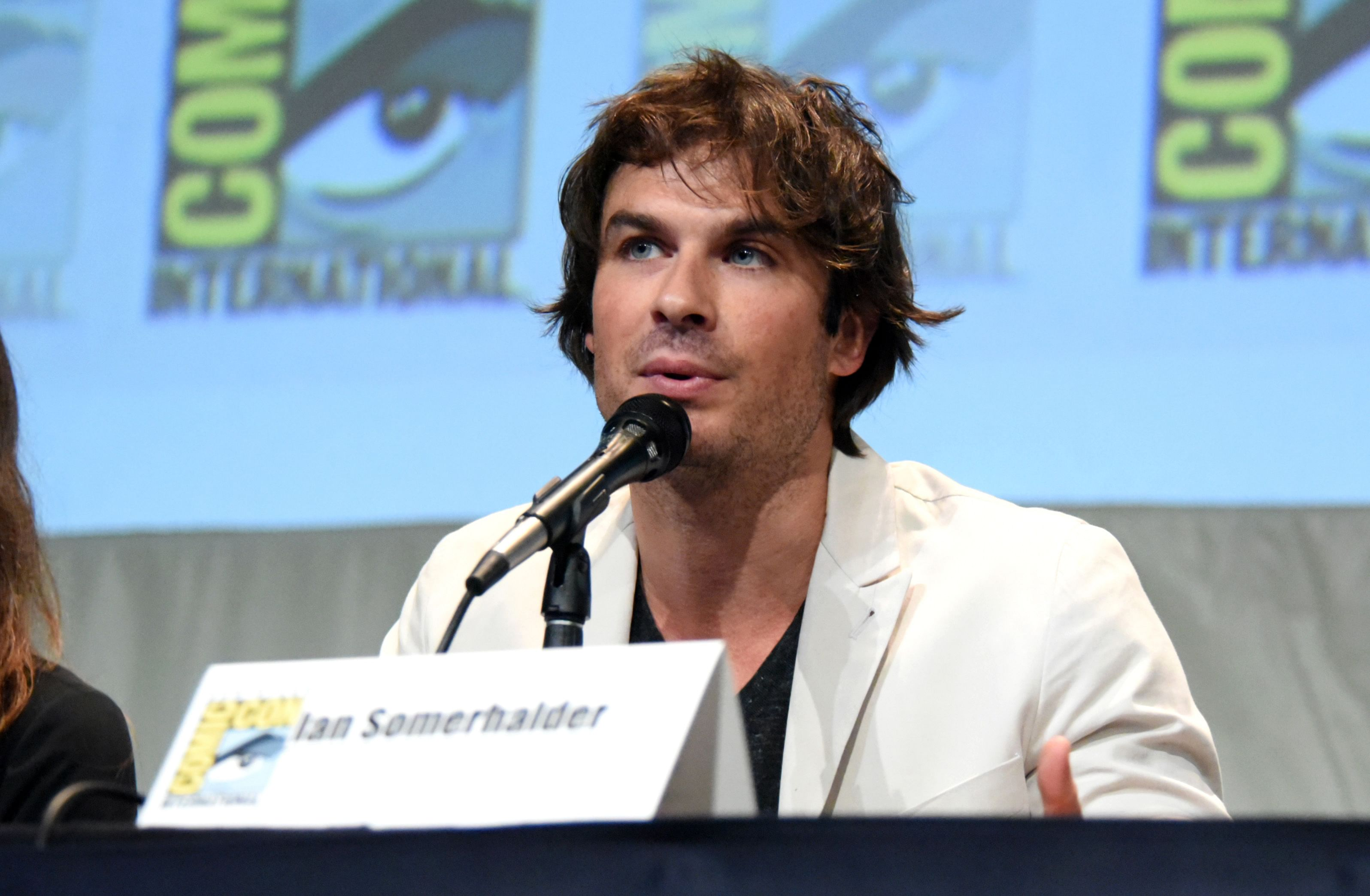 Ian Somerhalder Can't Hide From Vampires; Joins Netflix Series