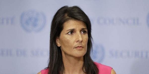 Amb. Haley Won't Condone Trump's Tweeting But Defends His Policies
