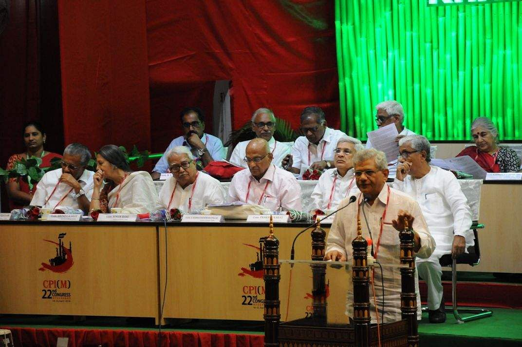 CPM's 22nd Congress: Amid rift over political resolution, call for secret ballot