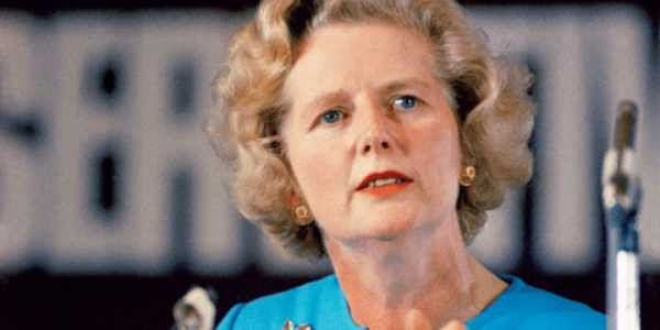 Margaret Thatcher, former PM of England (File Photo | AP)