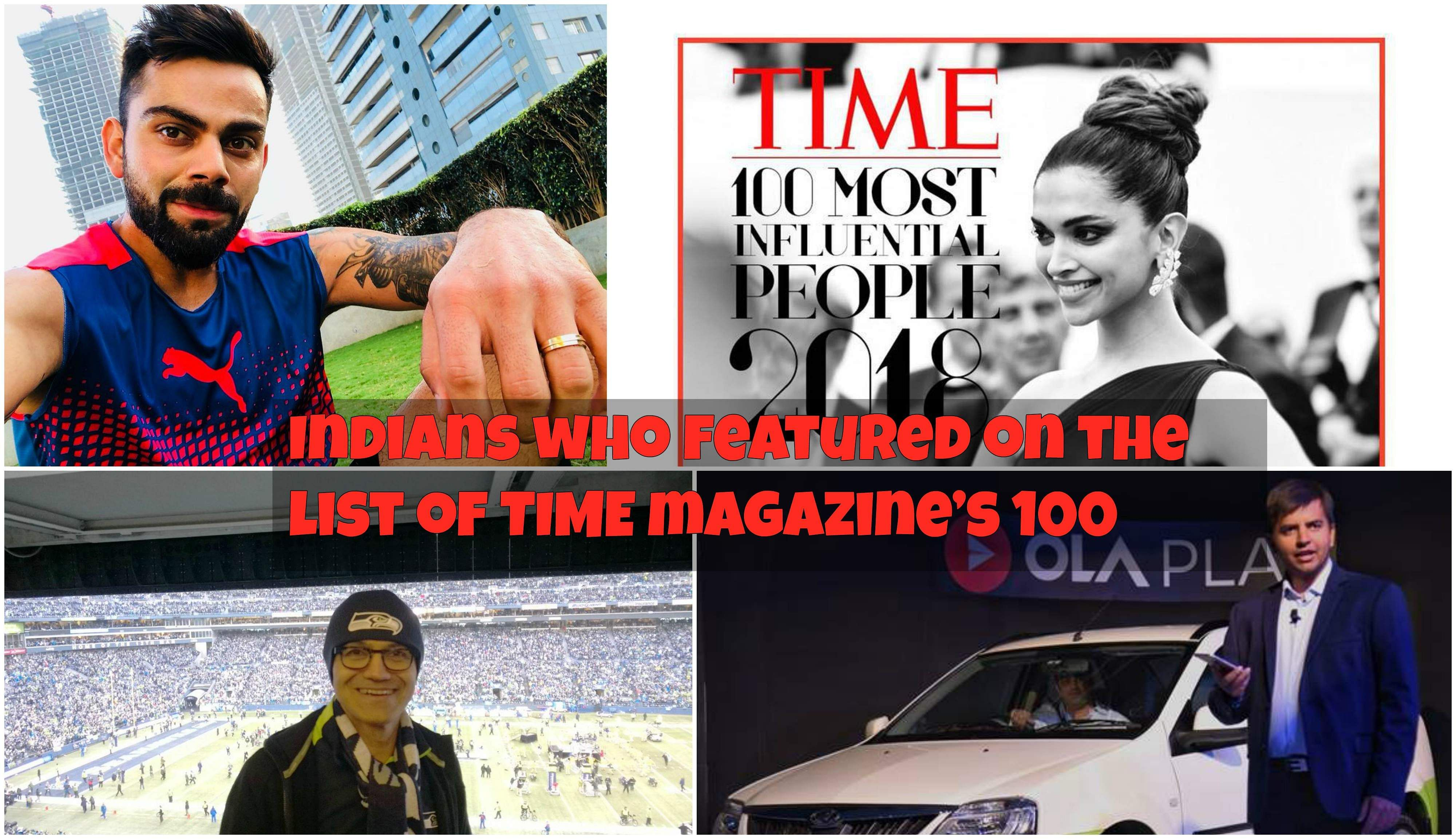 Time magazine named the most influential people in the world 04/21/2016 69