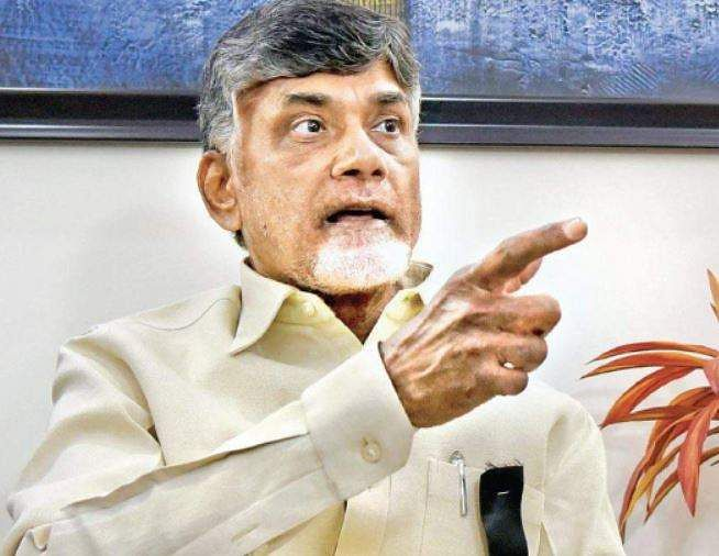 No support from Cong, BJP on special status to Andhra: CM Naidu