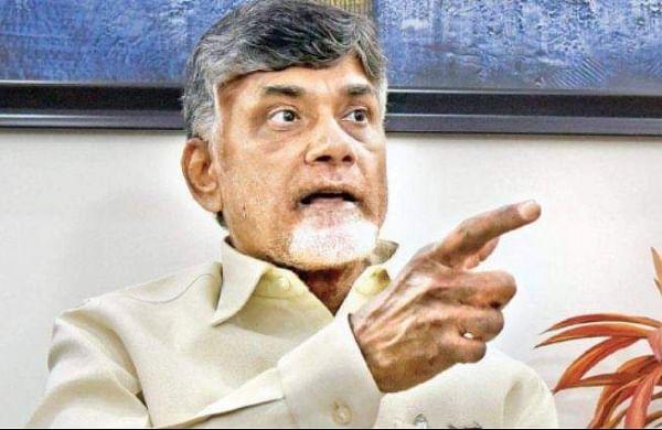 Andhra Pradesh Chief Minister N Chandrababu Naidu (Express Photo)